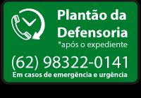 Plantão de Defensoria